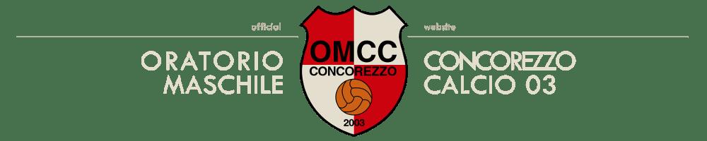 OMCC03 Oratorio maschile calcio Concorezzo